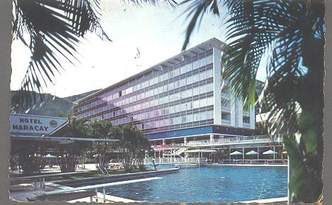 Venezuela Maracay Hotel